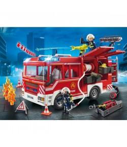 Playmobil Autopompa dei Vigili del Fuoco 9464