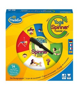 Yoga Spinner game Ravensburger ThinkFun 76329