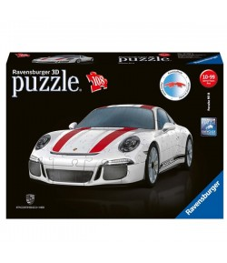Puzzle Ravensburger 3D Midi Porsche 911 12528