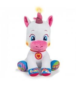 Scintilla l'unicorno Clementoni canta e brilla 17250
