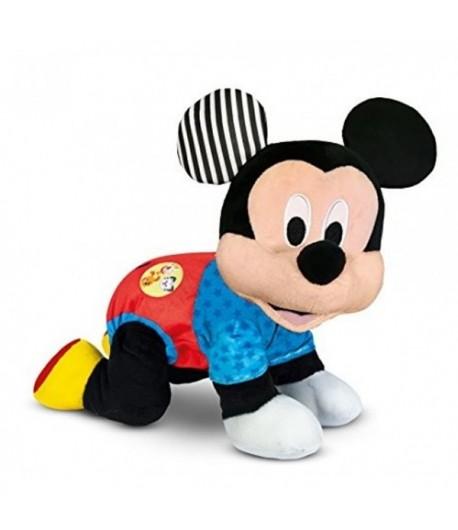 Baby Clementoni Mickey Gattona con me Disney 17237