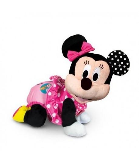 Baby Clementoni Minnie Gattona con me Disney 17253