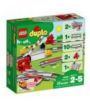 Lego Binari ferroviari Duplo 10882