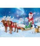 Playmobil La slitta di Babbo Natale con renne 9496
