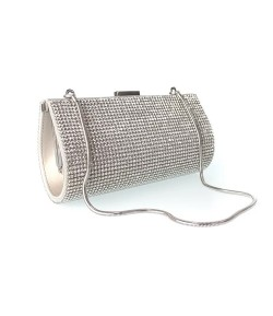 Power Bag Swarovski silver  910455
