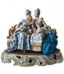Statuina Gruppo Confidenza Richard Ginori 14-5970