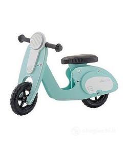 Vintage Scooter balance bike Trudi-Sevi 82950