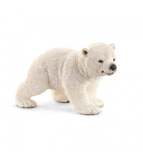 Cucciolo di orso polare Schleich 14708