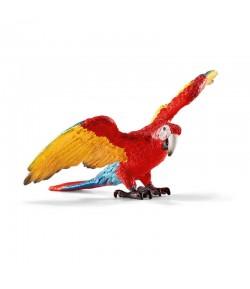Pappagallo ara rosso Schleich 14737