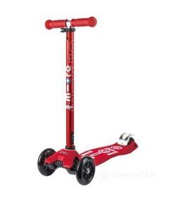 Monopattino Maxi MICRO deluxe rosso 56078 portata 70 kg. dai 6 anni