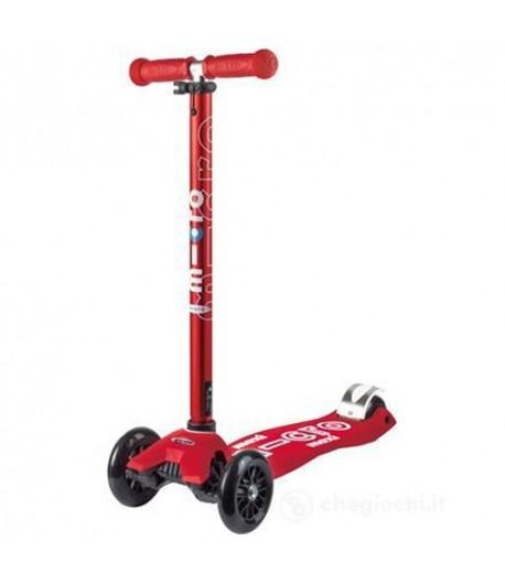 Monopattino Maxi MICRO deluxe rosso 56078 portata 70 kg. dai 6 a 12 anni