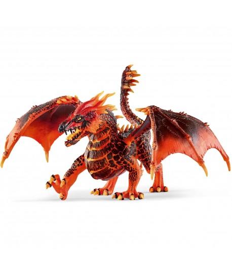 Eldrador Il drago di lava Schleich 70138