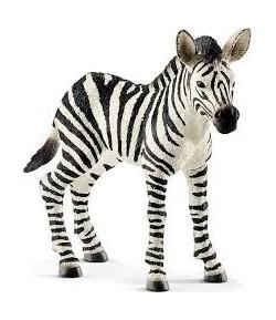Puledro di zebra Schleich 14811