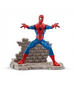 Spiderman Schleich 21502
