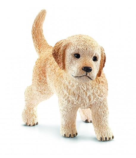 Cucciolo di Golden Retriever Schleich 16396