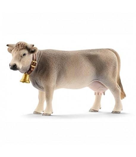 Mucca bruna Schleich 13874