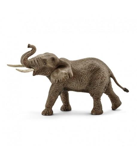 Elefante africano maschio Schleich 14762