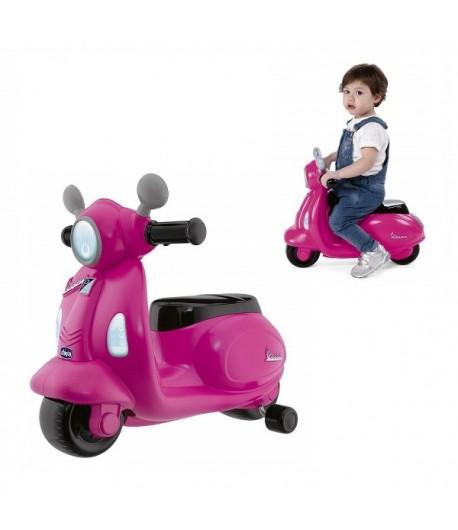Vespa Primavera primipassi rosa Chicco 0951910
