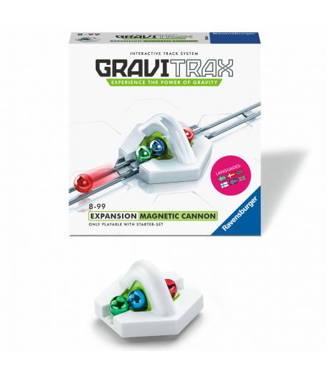 GraviTrax Ravensburger Magnetic Cannon 27600