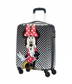 Valigia American Tourister Disney Legends  4 r.cm 55 Minnie Polka Doc 19C 19 019