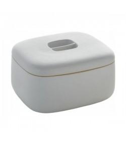 Contenitore in ceramica Alessi OVALE con coperchio  REB02/20