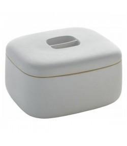 Contenitore in ceramica Alessi OVALE con coperchio  REB02/25