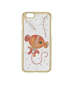 Custodia iPhone 6 Swarovski ERNEST ORANGE  5201641
