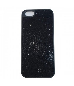 Custodia iPhone 5 o 5S Swarovski GLAM ROCK BLACK  5126491