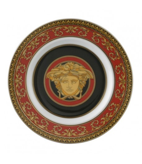 Piatto piano Medusa Versace Rosenthal 18 cm  19300 409605 10218