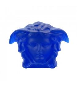 Fermacarte Medusa Blu Cobalto Versace Rosenthal 8 cm  20665 118001 49115