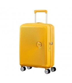 Valigia American Tourister Soundbox 4 ruote cm 77 Giallo 32G *06 003