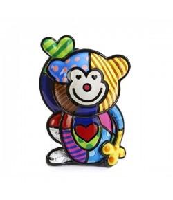 Figurina Romero Britto Scimmia  334007