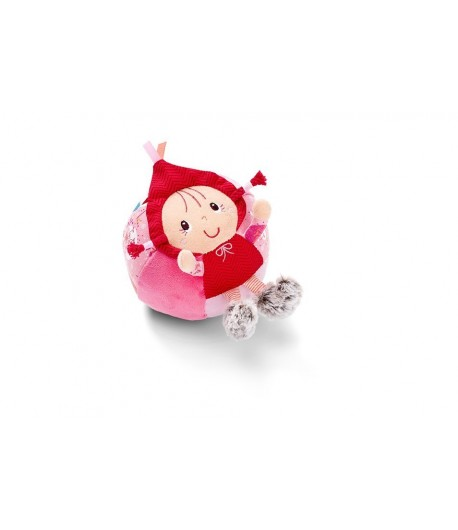 Pallina morbida Cappuccetto Rosso Lilliputiens 83015