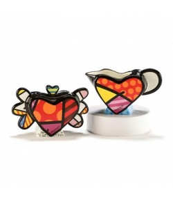 Lattiera & Zuccheriera Romero Britto Flying Heart  334152