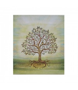 Tela Giftcraft THE SIGNING TREE Laurea 38X45 cm  487969