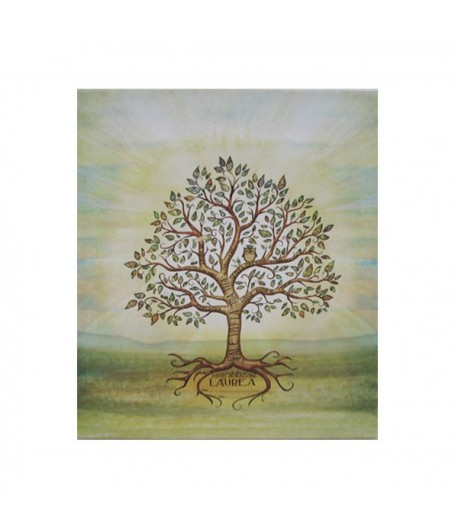 Tela Giftcraft THE SIGNING TREE Laurea 38x45 cm  487969
