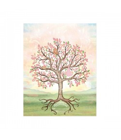 Tela Giftcraft THE SIGNING TREE Benvenuta 38X45 cm  487967