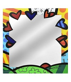 Specchio da parete Romero Britto New Day 60 cm  334292