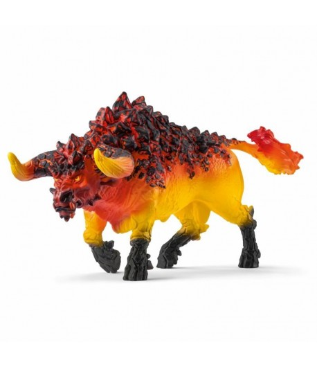 Eldrador Il Toro di fuoco Schleich 42493