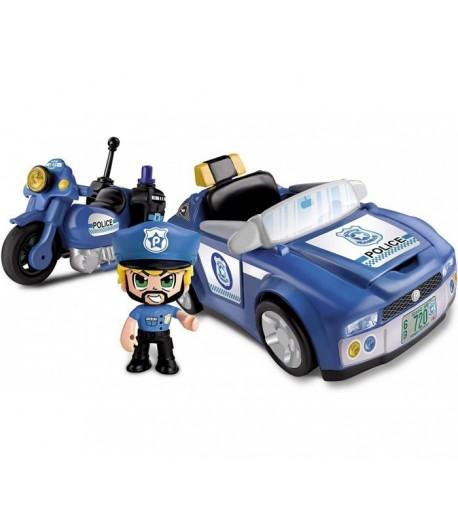 PinyPon Action veicolo polizia Giochi Preziosi PNC02000