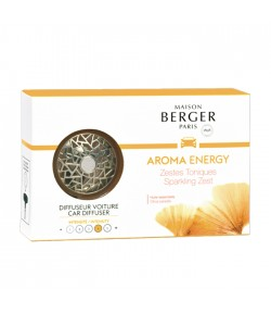 Lampe Berger diffusore car aroma energy 6402