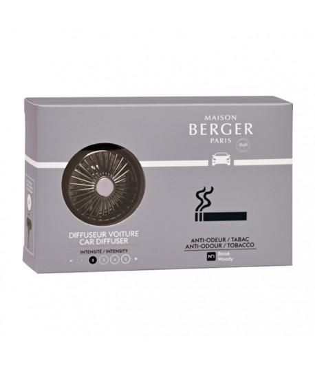 Lampe Berger diffusore car antiodore tabacco 6404