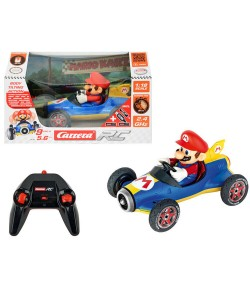 Super Mario Kart Mach 8 radiocomandato Carrera 370181066