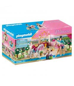 Lezione di equitazione della principessa Playmobil 70450