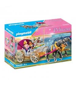 Carrozza romantica delle principesse Playmobil 70449