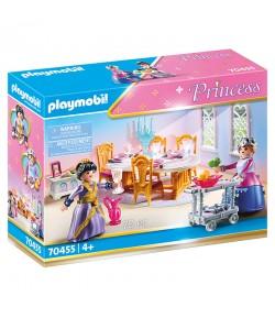 Sala da pranzo reale Playmobil 70455