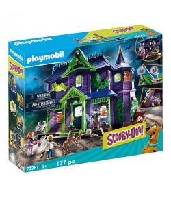 Scooby Doo La casa del mistero Playmobil 70361