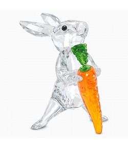 Coniglio con carota Swarovski  5530687