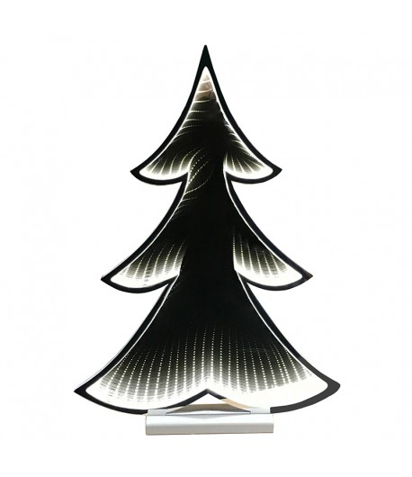 Albero Natale Giocoplast con led h 60 cm  142-20009
