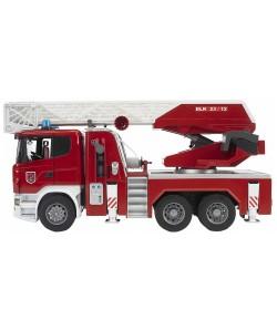 Bruder Scania R autopompa Pompieri 3590